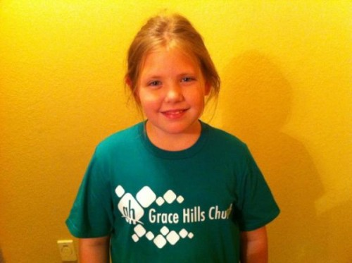 Grace Hills Church T-Shirts