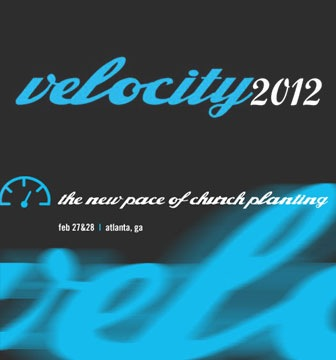 Church Planters - Velocity 2012