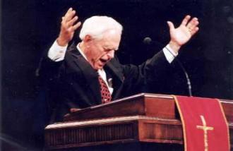 Stephen F. Olford Preaching